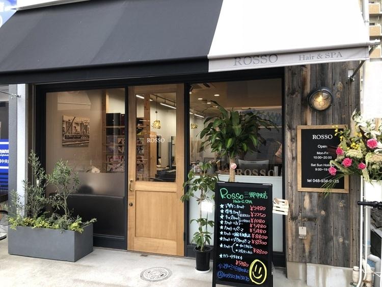 Rosso Hair&SPA 三郷中央店の画像