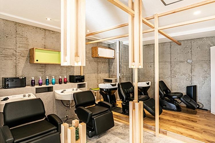 hair shop N&A 草加店