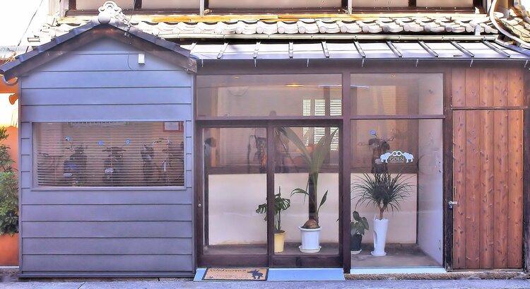 goen尾道美容室の画像