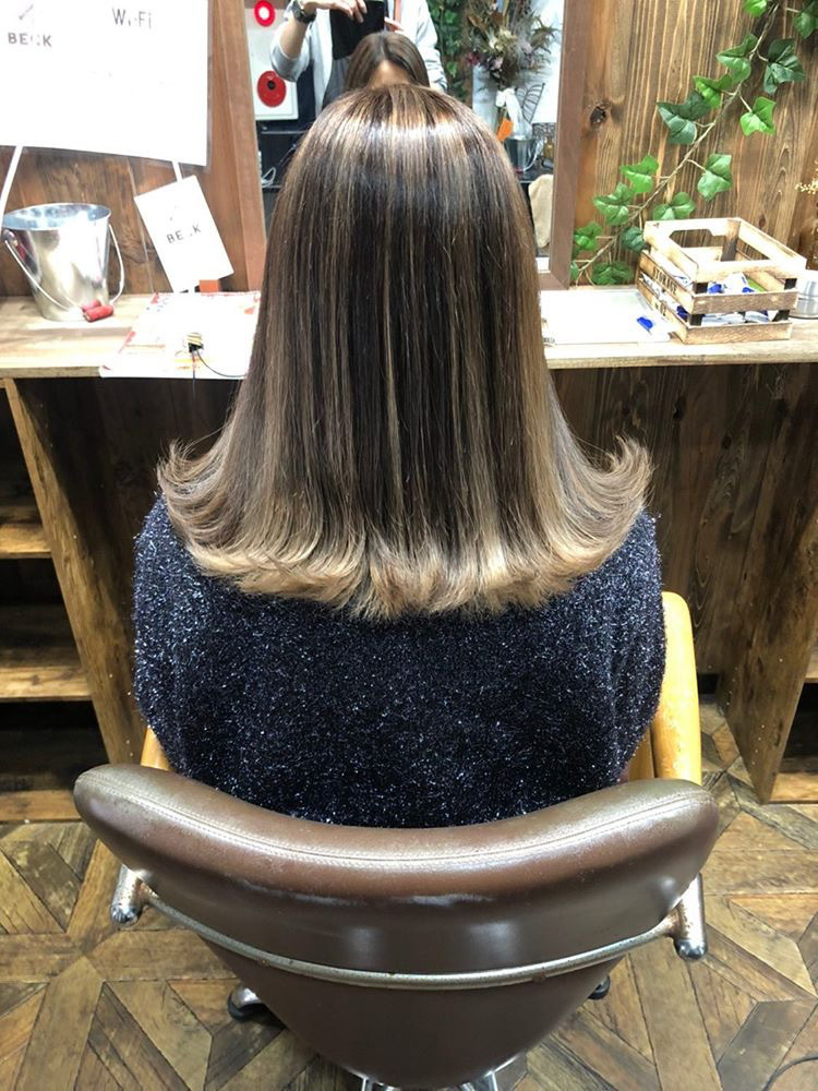 Hair salon BECK