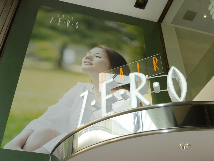 HAIR ZERO 南新町店の画像