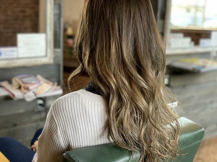 Hair design D.の画像