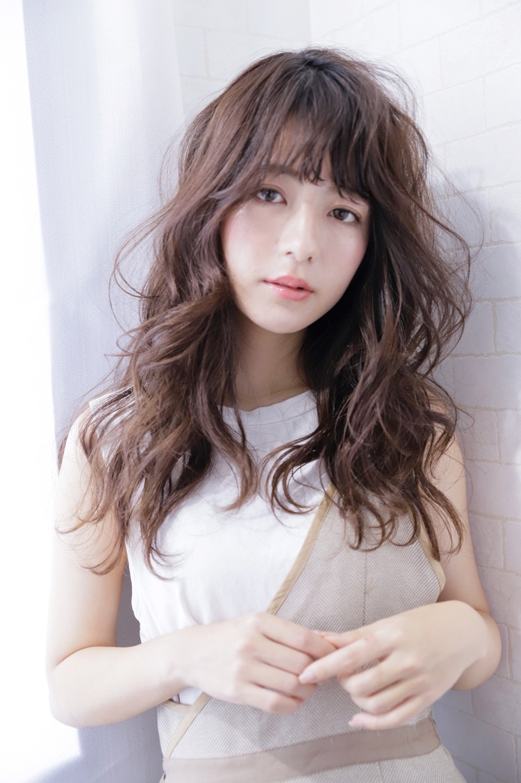 Alma hair