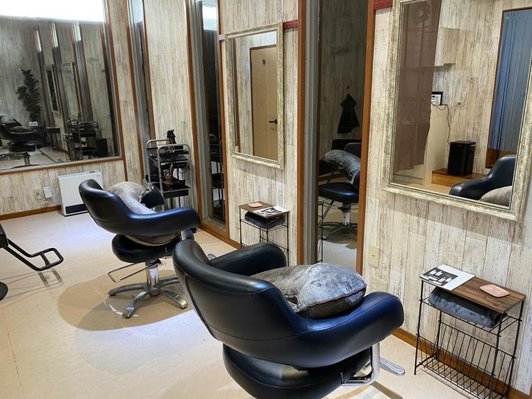 Total Beauty Salon CHARME (トータルビューティーサロン シャルム)駒ヶ根・美容室の画像