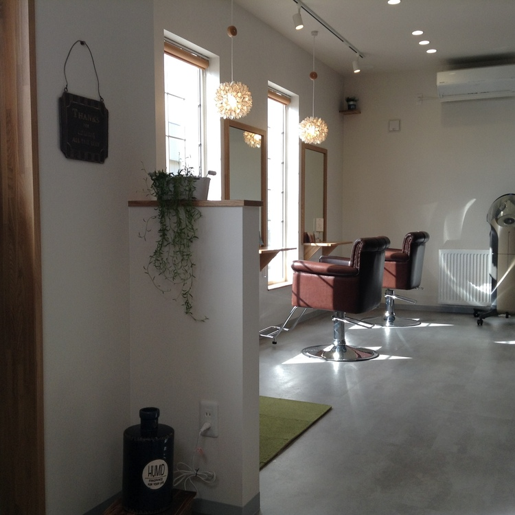 HAIR&SPA TOWAMOWA