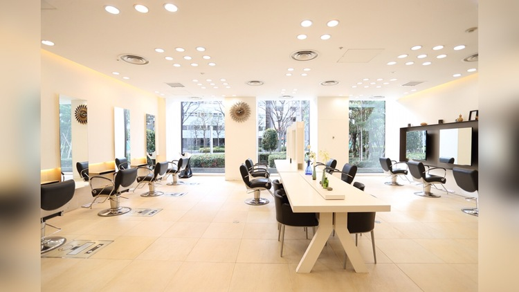 SALON DE U head spa salon  PROGREの画像