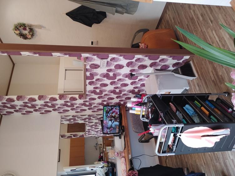 美容室リボンの画像