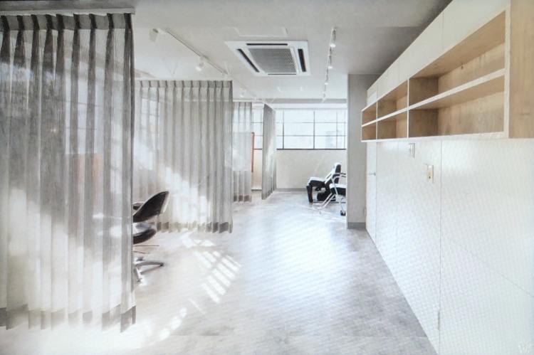 美容室 a New 田無店