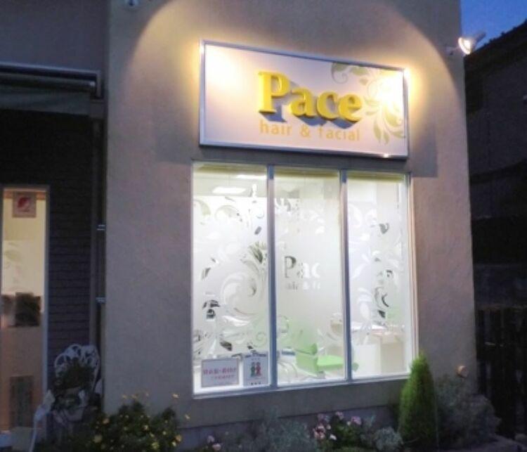 Paceの外観の画像