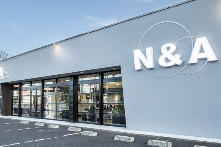 hairshop N&A 久喜店の画像