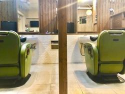 hair&relaxation salon Hot Napsの内観の画像