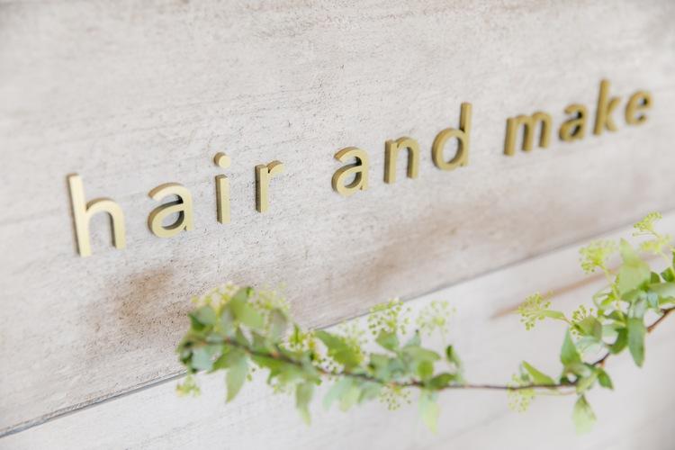 HAIR MAKE TI-PO