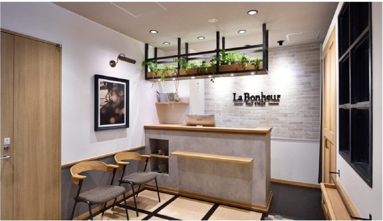 La Bonheur hair etoile 札幌店の画像