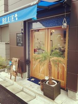 美容室BLUEの外観の画像