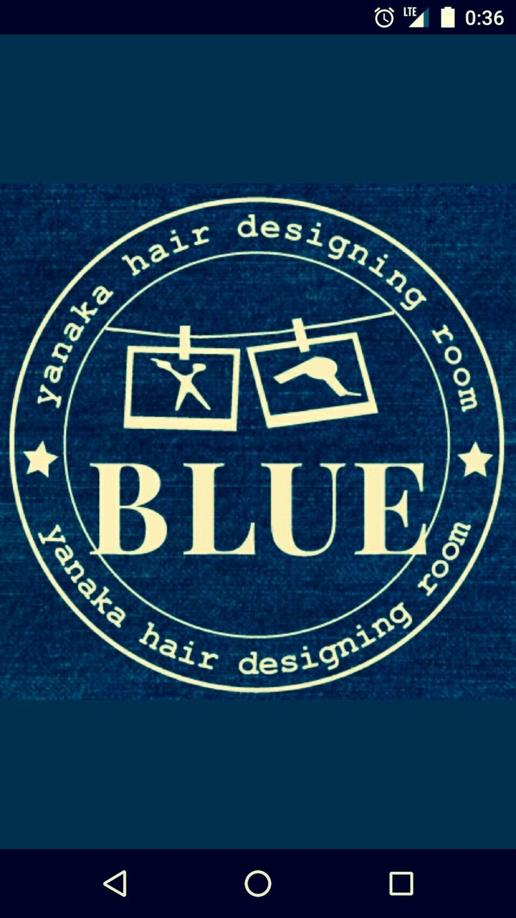 美容室BLUEの画像
