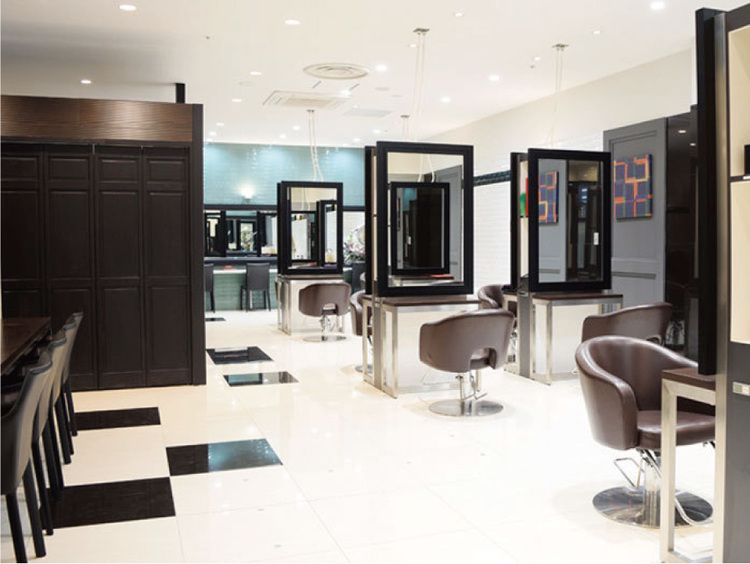 hair & nail MUSE 新浦安店の画像