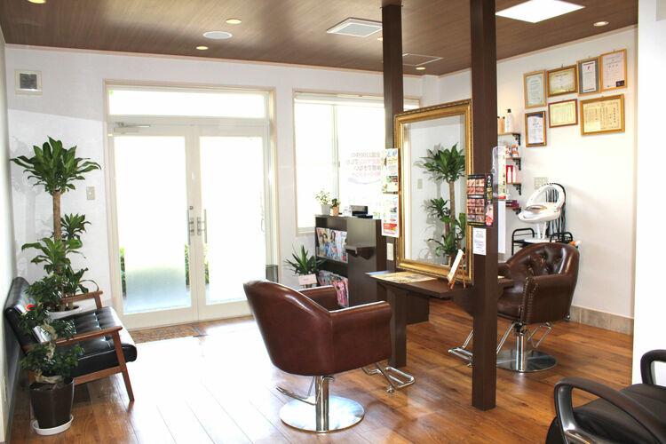 美髪再生美容室 ヘアエステ ウィルミナ