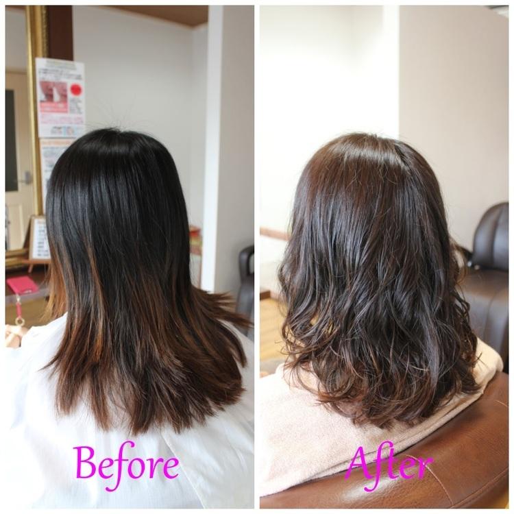 美髪再生美容室 ヘアエステ ウィルミナの製品・サービスの画像