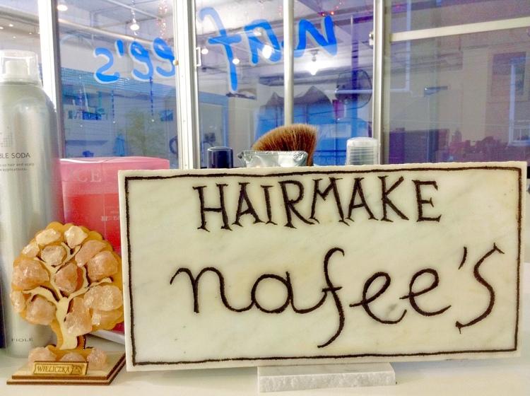 HAIRMAKE nafee'sの画像