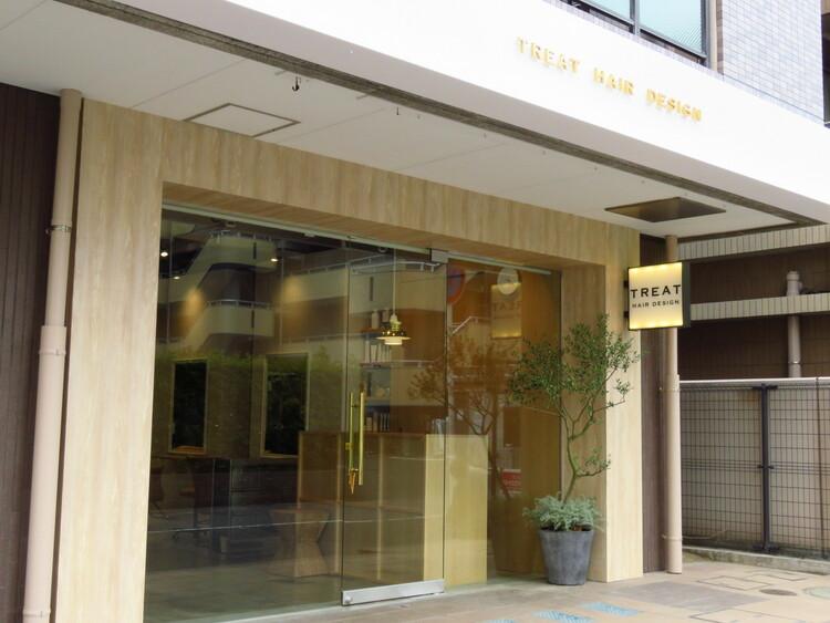美容室 トリート ヘアデザイン 妙典店