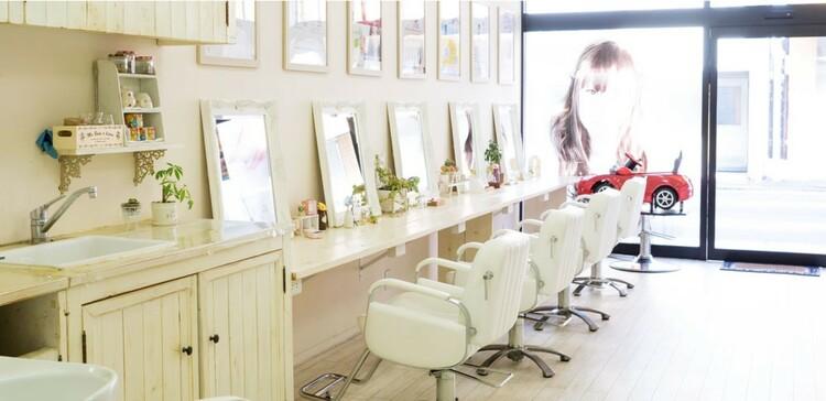美容室 ブルーム【bloom】モカ店