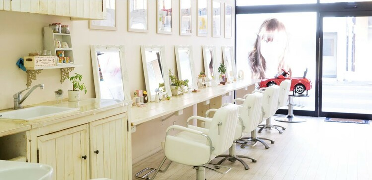 美容室 ブルーム【bloom】モカ店の画像