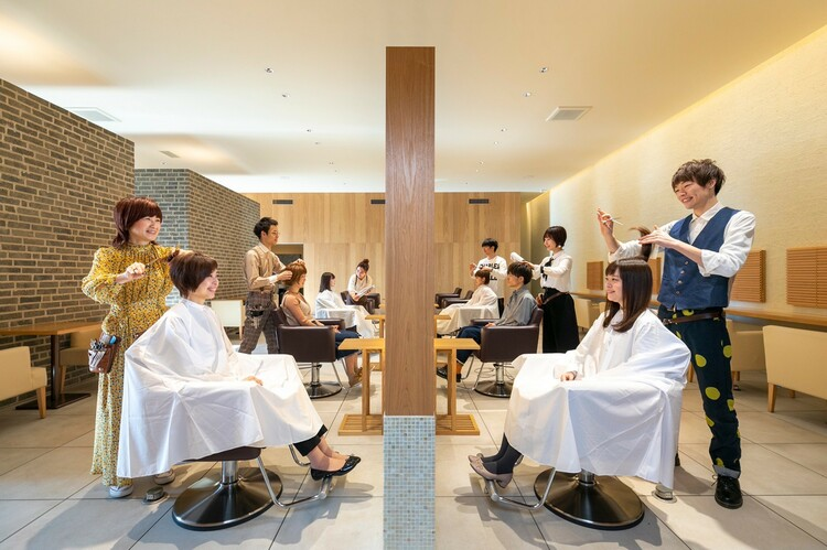 TOPHAIR Lounge 知立