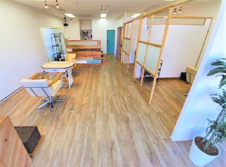 chakura shizuoka Hair Salonの内観の画像