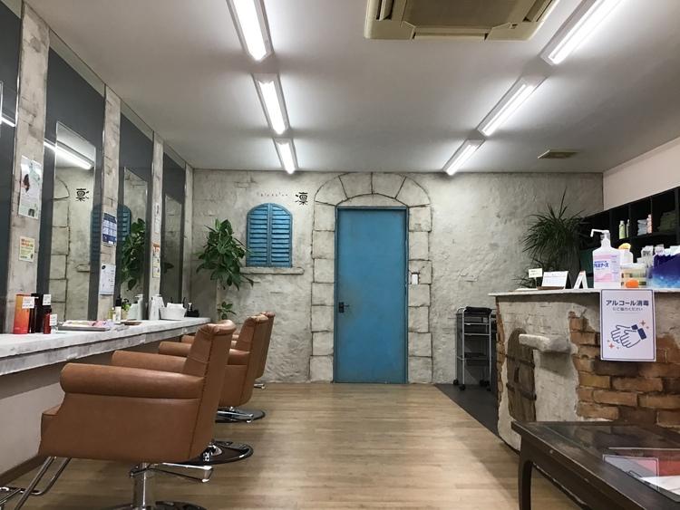 Hair salon 凛の画像
