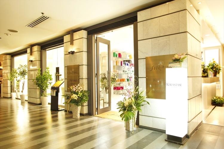 トータルビューティサロン シルクハウス 東急本店