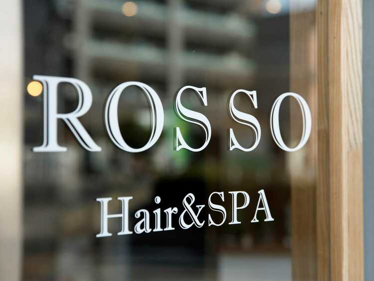 Rosso Hair&SPA 越谷店