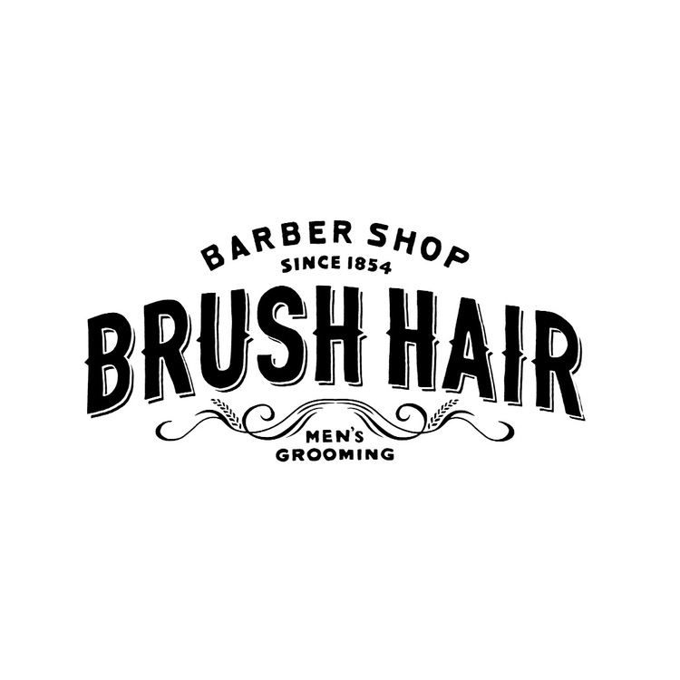 BRUSH HAIRの画像