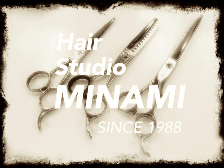 ヘアースタジオ ミナミの画像