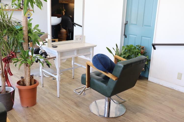 hair atelier nine 森合店