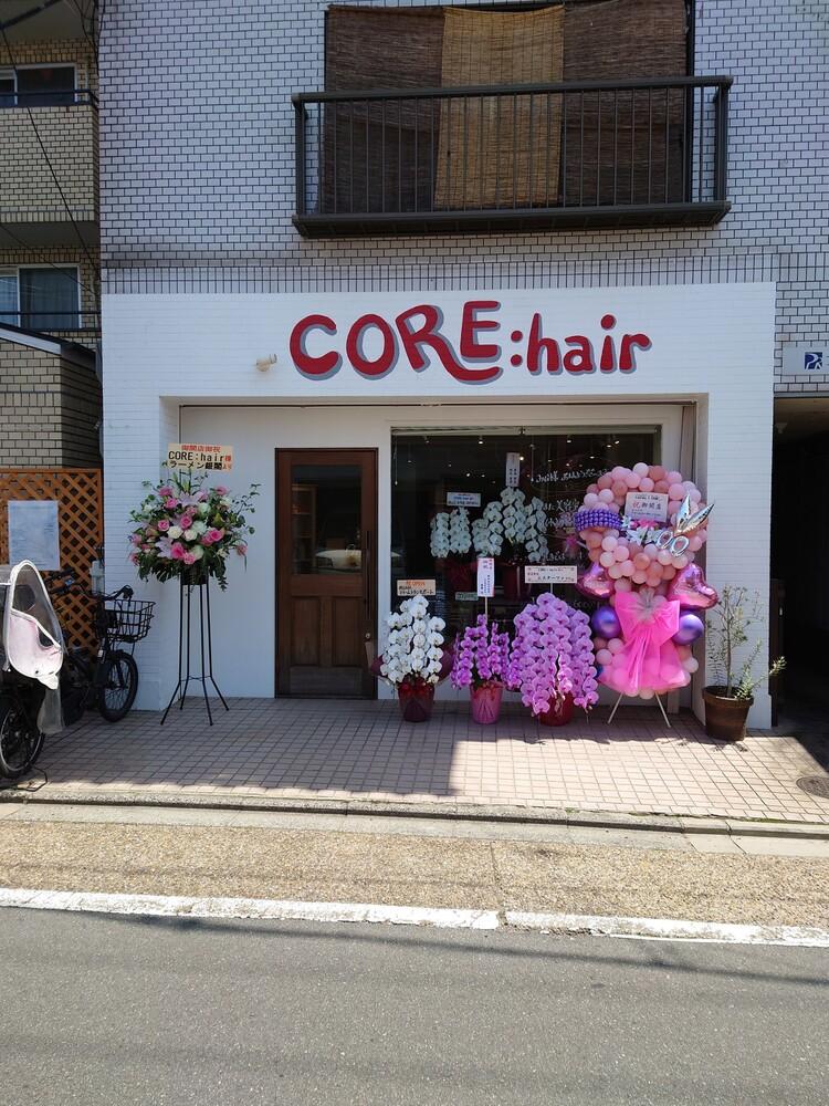 CORE:hairの画像