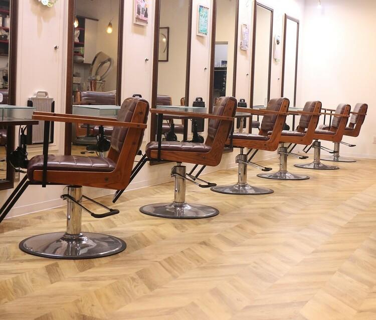 R-EVOLUT hair 柏店の画像